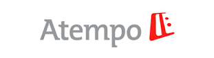 Company logo for Atempo software